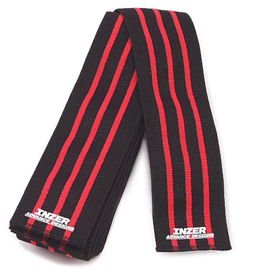 Inzer Knee Wraps - Iron Wraps Z - Powerlifting Weightlifting Wraps (Pair)