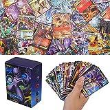 100 Piezas Pokemon Cartas, Pokemon Trading Cards, XY Series EX Cartas MEGA Cartas (80EX +...