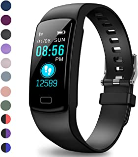 LEKOO Fitness Tracker, Activity Trackers Health Exercise...