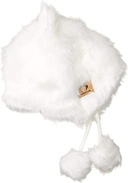 Extra Soft Fuzzy Hat with Ears (Infant/Toddler/Little Kids/Big Kids)