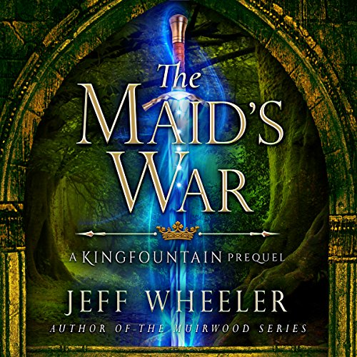 The Maid's War audiobook cover art