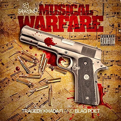 DJ Supa Dave, Tragedy Khadafi & Blaq Poet
