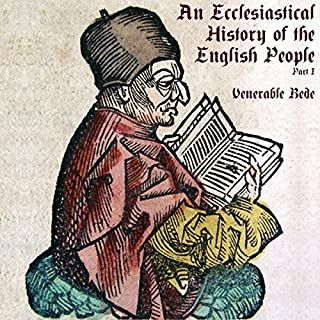 An Ecclesiastical History of the English People, Part I audiobook cover art