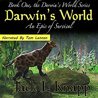 Darwin's World: An Epic of Survival audiobook cover art