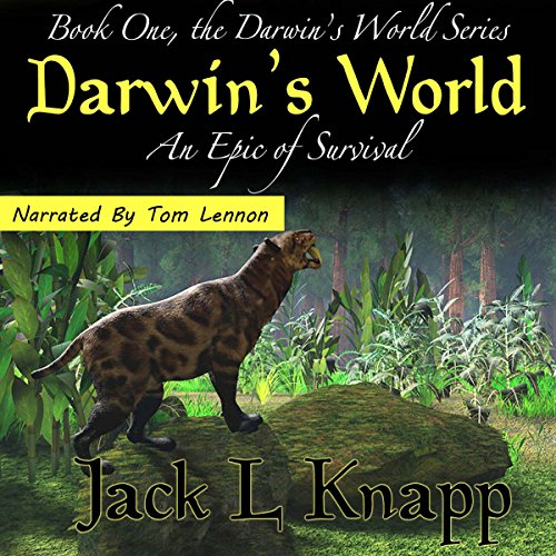 Couverture de Darwin's World: An Epic of Survival