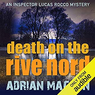Death on the Rive Nord cover art