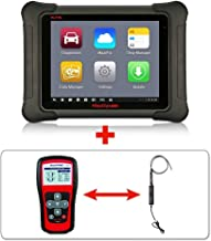 Autel Maxisys Elite+TS401+MV105 – Diagnostic Tool with Specific Car ECU Coding & Programming TPMS Diagnostics & Service and Inspection Video Scope + 2 Years of Free Update