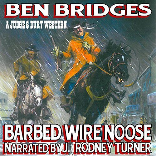Barbed Wire Noose cover art