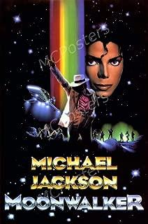 MCPosters - Michael Jackson Moonwalker Glossy Finish Movie Poster - MCP897 (24