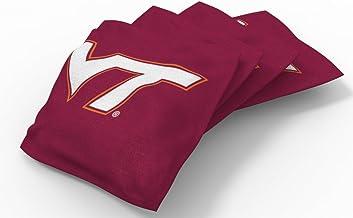 Wild Sports NCAA College Bean Bag Set (8 Pack)