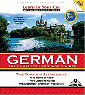 Best learn in your car german complete Reviews