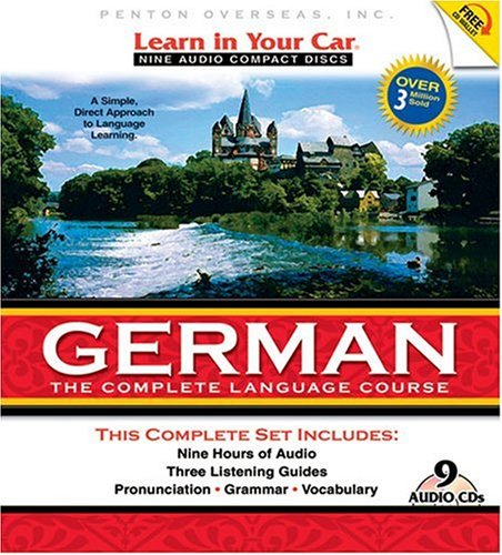 Learn in Your Car German Complete (German Edition)