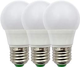 12V Low Voltage LED Light Bulbs,E27 Edison Standard Screw Base lamp 3W DC12-24V/AC12V 35W Equivalent Halogen Bulb for Off-...