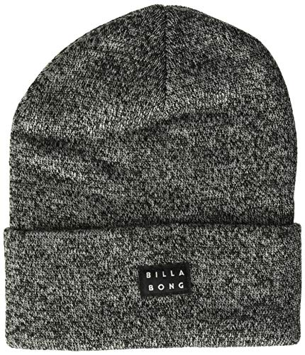 BILLABONG Disaster Gorro, Hombre, Black Heather, U