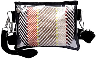 VogueZone009 Women's Blend Materials Casual Bags Crossbody Bags,CCABO215765