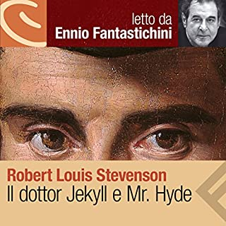 Il dottor Jekyll e Mr. Hyde audiobook cover art