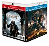 El Hobbit 3: La Batalla De Los Cinco Ejércitos (Bd + Dvd + Copia Digital) [Blu-ray]