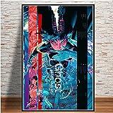 wojinbao Kein Rahmen Poster Und Drucke Hot Ghost In The