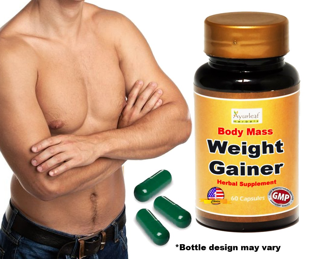 Ayurleaf Weight Gainer Formula weight