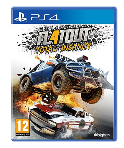 Flatout Versione Italiana - Classics - PlayStation 4