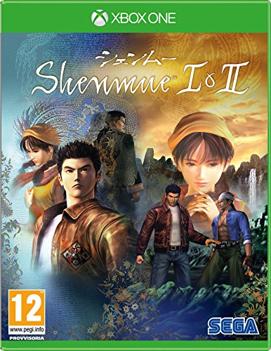 Shenmue HD I & II - Xbox One [Importación italiana]