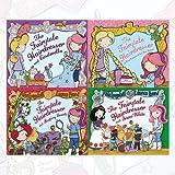 Abie Longstaff The Fairytale Hairdresser 4 Books Bundle Collection (The Fairytale Hairdresser and Cinderella, The Fairytale Hairdresser and Rapunzel)