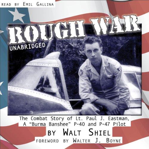 Rough War audiobook cover art