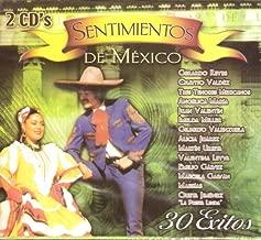 Sentimientos De Mexico [Import] 2 Cd's Varios Artistas.