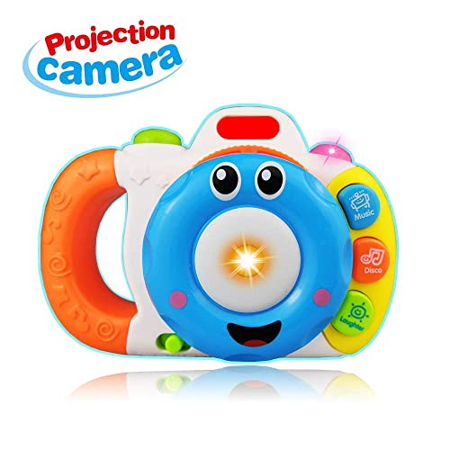 ac2c42a31 Yita Camera Toy for 1-3 Year Old Kids -Best Gift