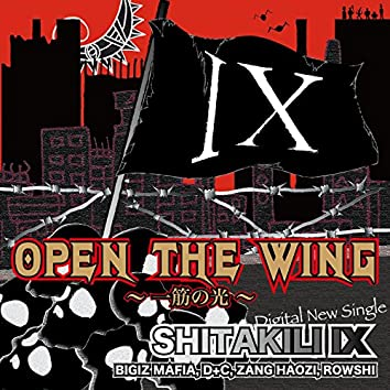 OPEN THE WING
