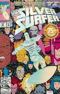 SILVER SURFER #75, Vol. 3 (December 1992)