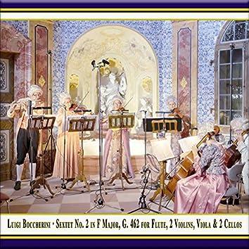 Boccherini: Flute Sextet in F Major, Op. 16 No. 2, G. 462 (Live)