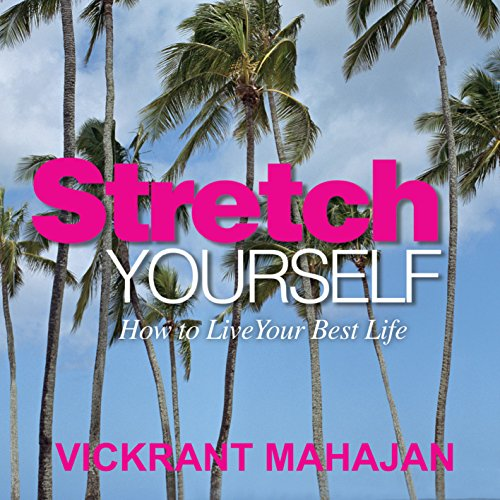 Stretch Yourself audiobook cover art