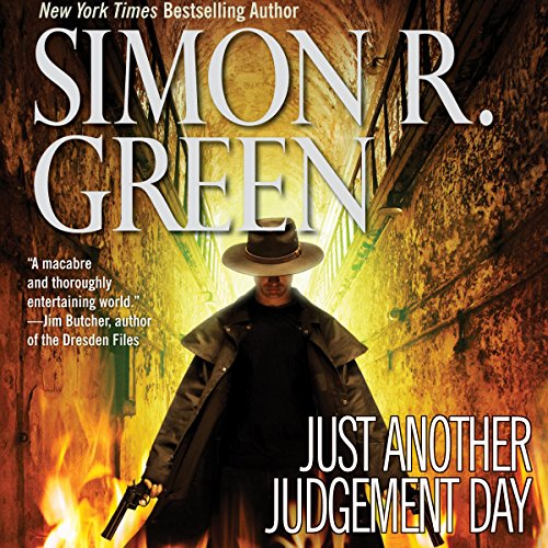 Just Another Judgement Day cover art