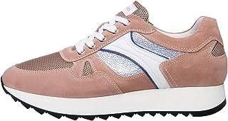 NERO GIARDINI Velour PEONIA Scarpa Donna Sneakers E010524D