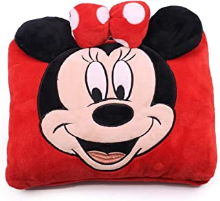 Almofada Multi-Funcao Minnie, Disney, Multicor