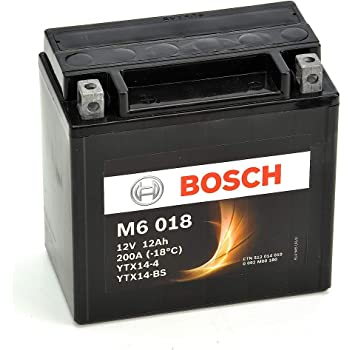 Batterie BS BATTERY BTX14-BS YTX14-BS CBTX14BS BTX14 YTX14BS NEUF 150x87x145