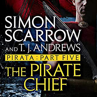 The Pirate Chief audiobook cover art