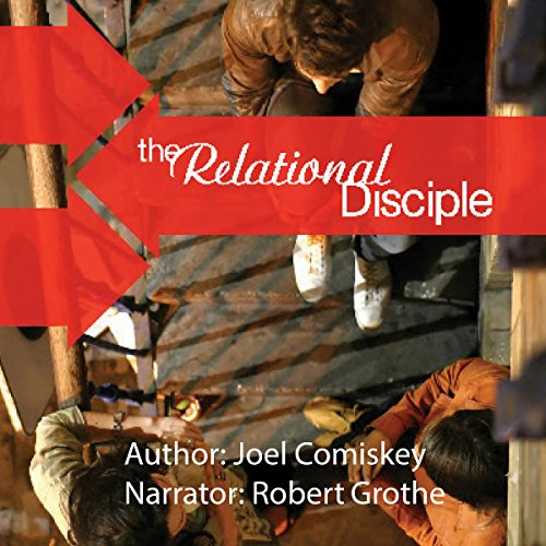 The Relational Disciple audiobook cover art