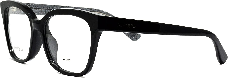 Eyeglasses Jimmy Choo JC158 F Q3M Glitter Size 5217140