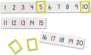 Learning Resources LER5194 MAGNETIC NUMBER LINE B000URFT90 B000URFT90 B000URFT90  Wartungsfähigkeit 238573