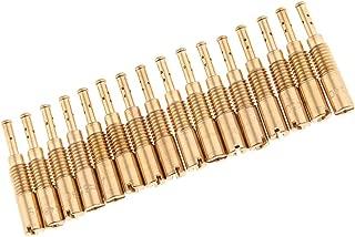 Universal 12.6320mm Air Shock Absorber for B400SF CB400SF VTEC CB400SS CL400 CB1000SF CB1100 Yamaha XJR400 XJR1200 XJR1300 black+gold