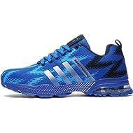 Ahico Running Shoes Men - Air Cushion Mens Women Tennis Shoe Lightweight Fashion Walking Sneakers...