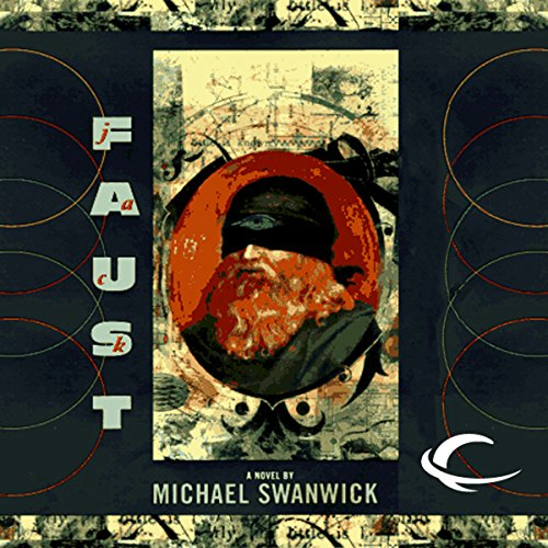 Jack Faust audiobook cover art