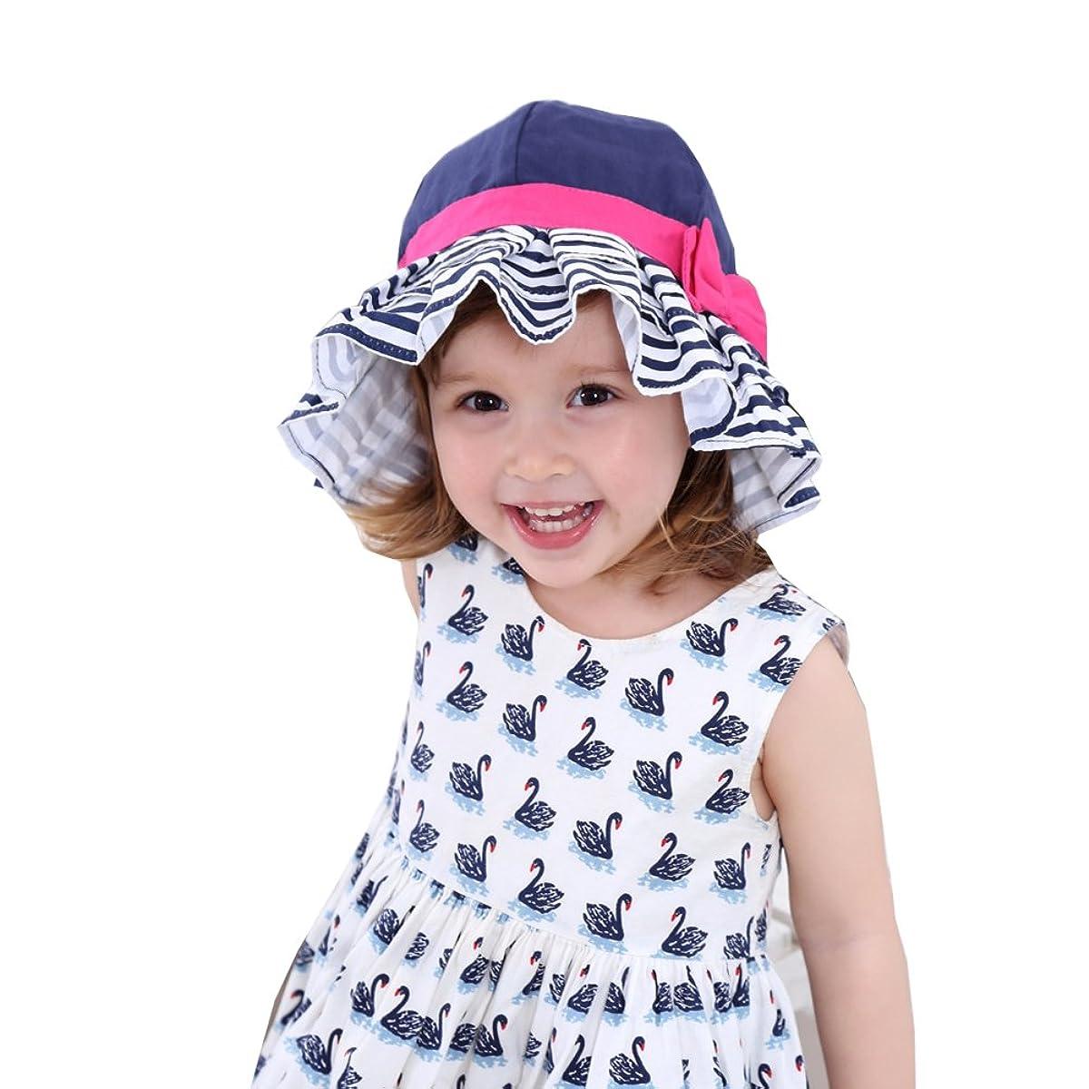 Baby Floppy Sun Hat UPF 50+, Highest Certified UV Sun Protection,Summer Outdoor,Beach Sun Hats