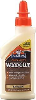 Elmer's Products, Inc E7000 Carpenters Wood Glue, 4 Fl oz , Yellow