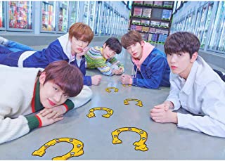 Nuofeng - Kpop TXT Tomorrow X Together Poster Sticker《The Dream Chapter: Star》A3 Wall Hanging Photo Paintings(H11)