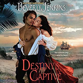 Destiny's Captive audiobook cover art