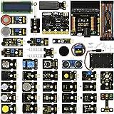 KEYESTUDIO 37 en 1 Kit de Inicio con Placa de Control para BBC Micro bit Robot Car