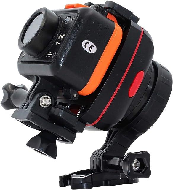 Cámara de acción Deportiva PS2 1-Axis Ajustable Gryo Estabilizador/Anti-vibración Gimbal Conveniente for GoPro Nuevo héroe / HERO6 / 5/4/3 + / 3/2/1 etc
